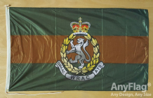 WOMENS ROYAL ARMY CORPS ANYFLAG RANGE - VARIOUS SIZES